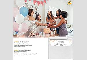 110 5x7 White Invitation Envelopes 2