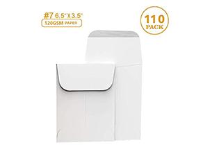 Cash Envelopes White 3 2