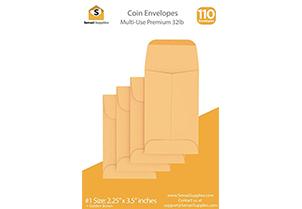 Coin Envelopes 2 2