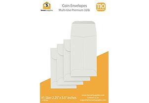 Coin Envelopes 2 5