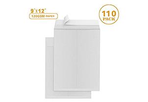 Security Catalog White Envelopes 1