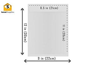 Security Catalog White Envelopes 4