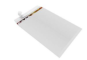 Security Catalog White Envelopes 5