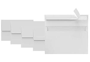 White Invitation Envelopes - A9 3