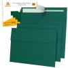 5x7 Pine Green Invitation Envelopes - 110 Pack